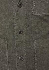 Strellson - DAVIN - Denim jacket - medium green - 2