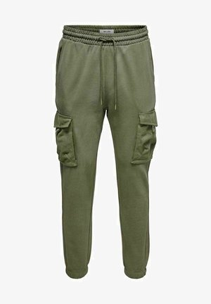 Cargo trousers - canteen