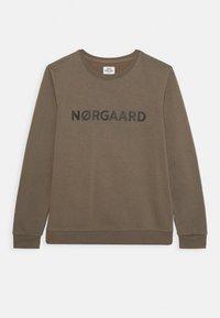 Mads Nørgaard - ORGANIC SOLOMINO - Sweatshirt - morel - 0