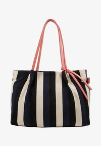 TOM TAILOR - ADRIA - Torba na zakupy - stripes blue - 5