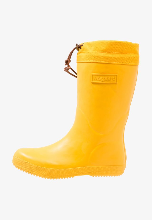 THERMO BOOT - Gummistiefel - yellow