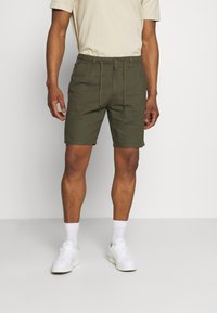 Only & Sons - ONSLEO - Shorts - olive night - 0