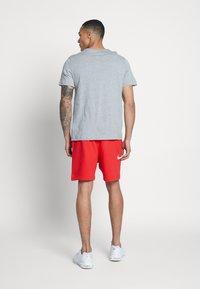 Nike Sportswear - TEE - Print T-shirt - grey heather - 2