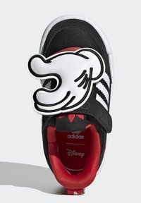 adidas Originals - FORUM 360 I ORIGINALS CONCEPT SNEAKERS SHOES - Sneaker low - core black/ftwr white/vivid red - 3
