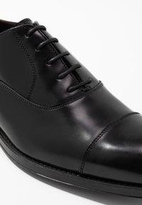 Zign - Business sko - black - 5