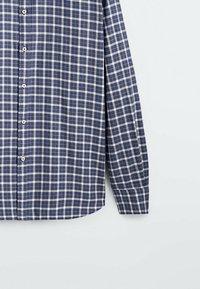 Massimo Dutti - REGULAR FIT - Shirt - blue - 2