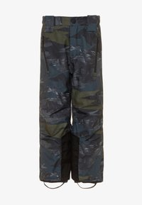 Molo - JUMP PRO - Snow pants - dark blue/dark green - 0