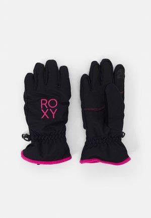 FRESHFIELDS GIRL GLOVES - Handschoenen - true black