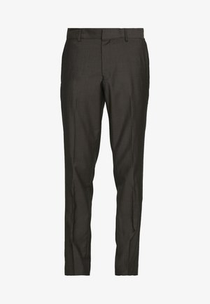 TORD - Suit trousers - espresso