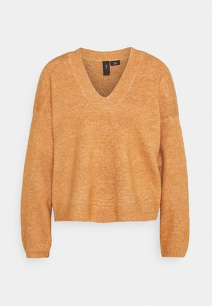 SELLIS ICON - Jumper - sandstorm melange