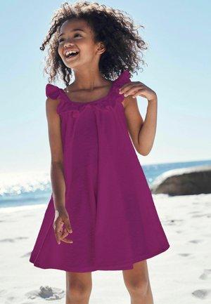 RUFFLE - Day dress - purple