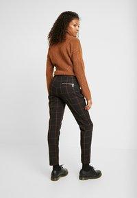JDY - JDYTRIXIE PANT - Kalhoty - black - 2