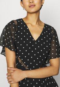 Guess - ELLA  - Day dress - black/white - 5