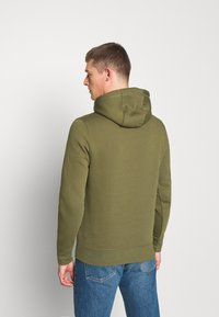 Tommy Hilfiger - BASIC FLAG HOODY - Sweat à capuche - green - 2