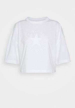 WOMENS PREMIUM TEE - T-shirt print - white