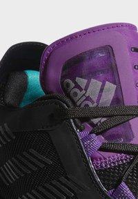 adidas Performance - DAME 6 SHOES - Koripallokengät - black - 7