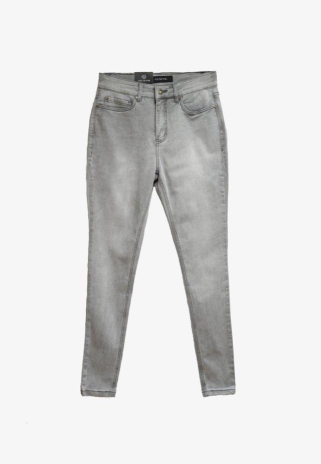NIKI - Jeans Skinny Fit - moon grey
