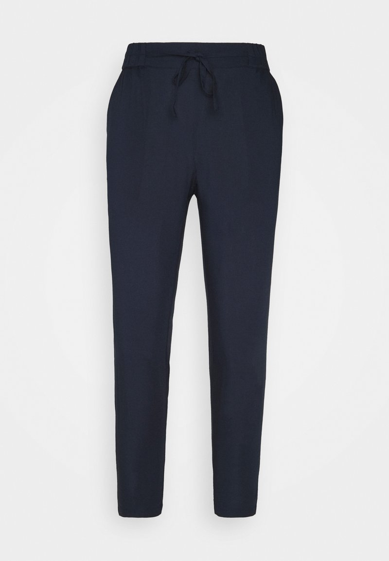Vero Moda Petite - VMSIMPLY EASY LOOSE PANT - Pantaloni - navy