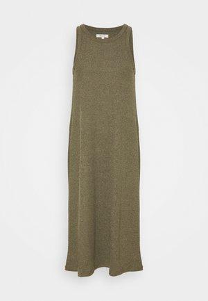 WESTVILLE MIDI DRESS - Jersey dress - olive tree