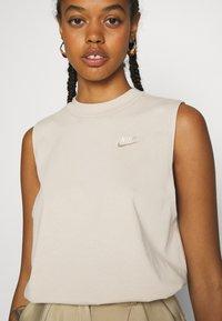 Nike Sportswear - Top - oatmeal - 4