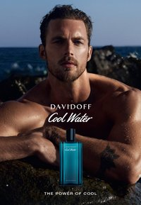DAVIDOFF Fragrances - COOL WATER MAN EAU DE TOILETTE - Woda toaletowa - -
