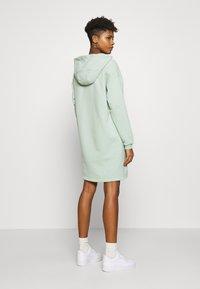 G-Star - SCOLLA - Denní šaty - freeze green - 2