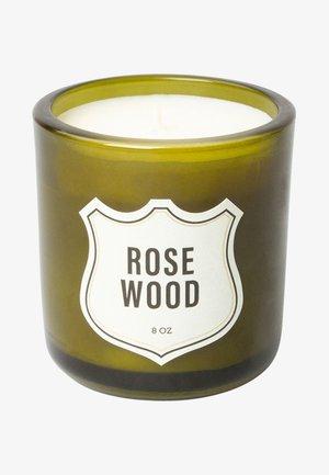ROSEWOOD CANDLE - Duftkerze - -