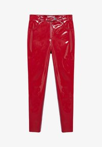 Mango - ESTHER-I - Trousers - rood - 6