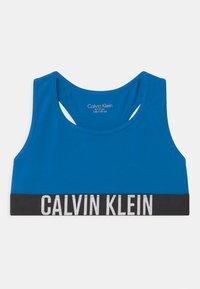 Calvin Klein Underwear - BRALETTE 2 PACK - Bustier - blue/white - 2