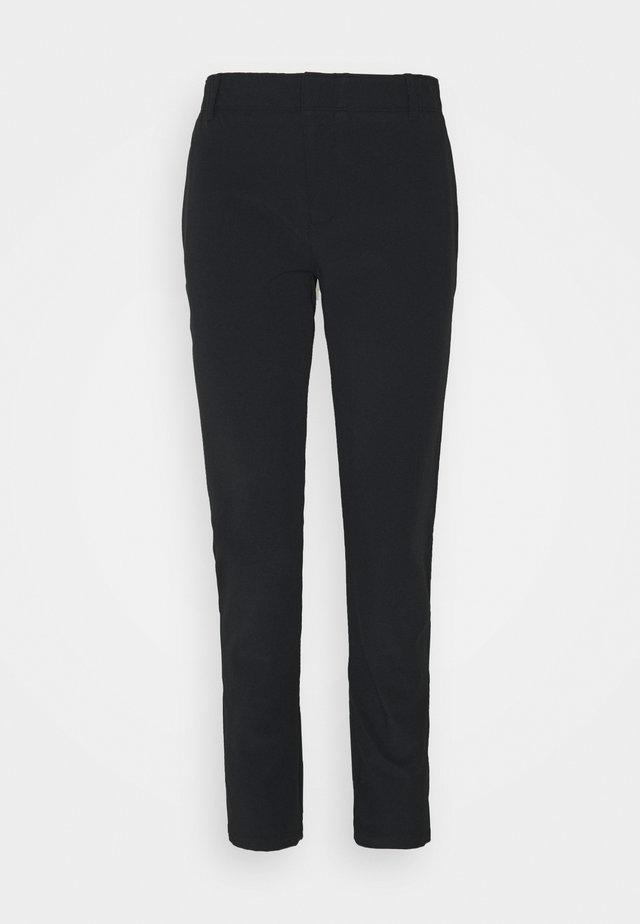 LINKS PANT - Pantalon classique - black