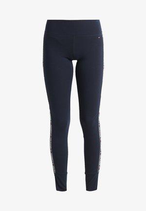 LEGGING - Pyjamahousut/-shortsit - blue