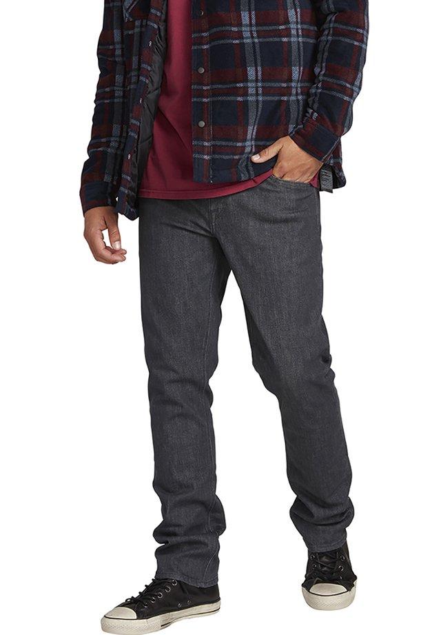 VORTA - Jeans straight leg - grey