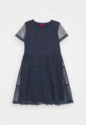 KURZ - Day dress - allure blu