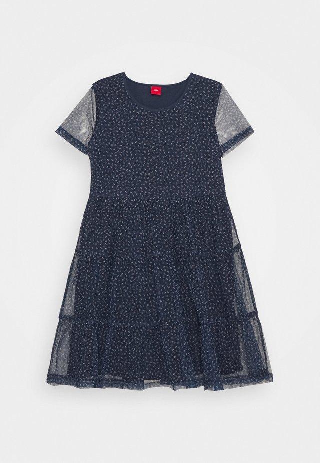 KURZ - Sukienka letnia - allure blu