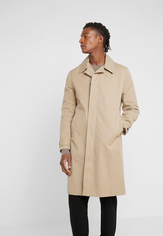 SEATON CARCOAT - Klasický kabát - beige