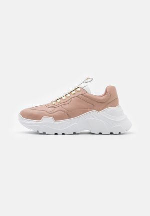 CANDY PLAIN - Sneakers laag - nude