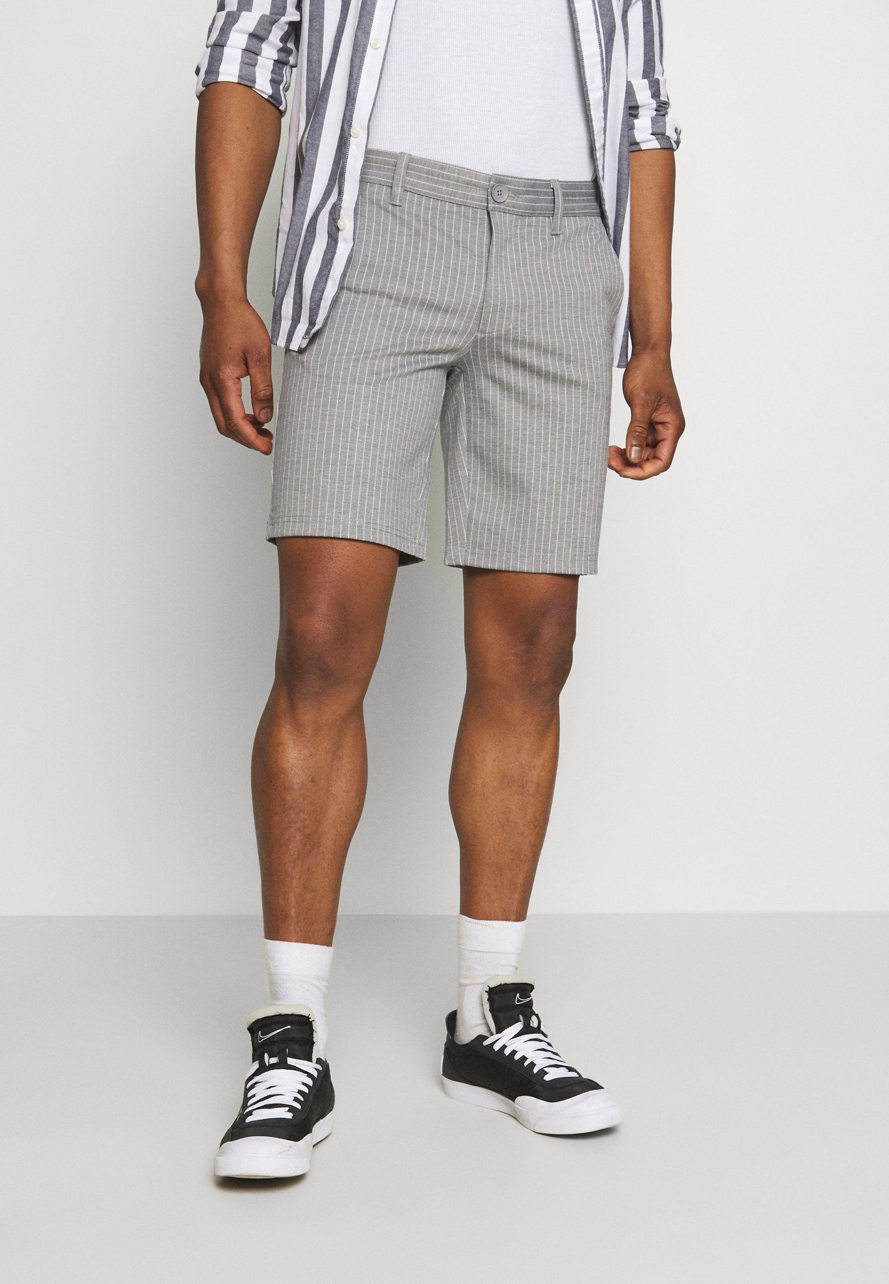 Men ONSMARK STRIPE - Shorts