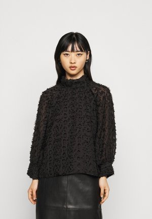 YASVIVIAN 3/4  - Long sleeved top - black