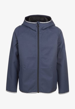 Soft shell jacket - dunkelblau