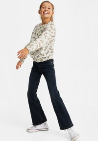 WE Fashion - MEISJES MET LUIPAARDDESSIN - Blouse - all-over print - 0