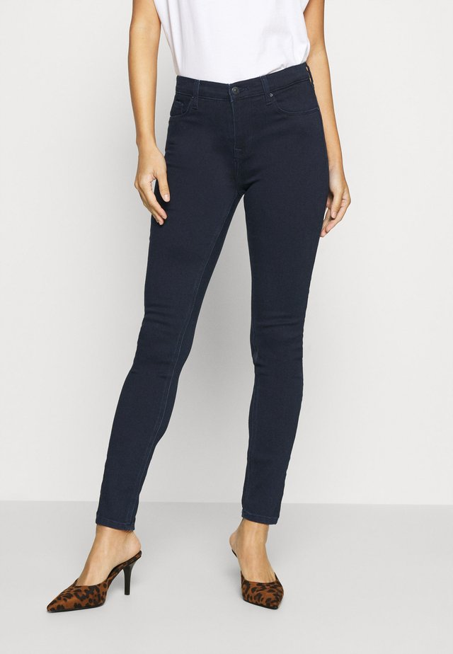 AMY - Jeans Skinny Fit - blue-black denim