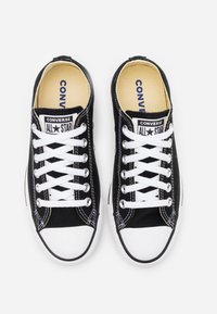 Converse - CHUCK TAYLOR ALL STAR WIDE - Joggesko - black
