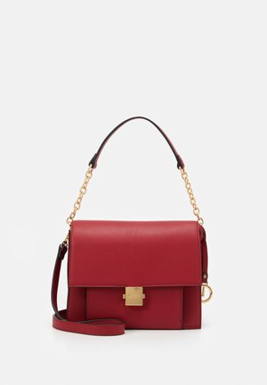 GLENDA - Handbag - rot