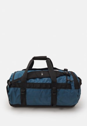 BASE CAMP DUFFEL M UNISEX - Sports bag - dark blue/black