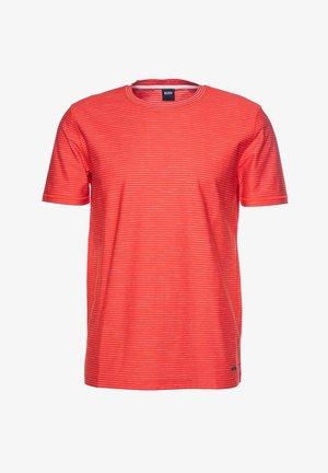 TEFLOAT - Print T-shirt - red