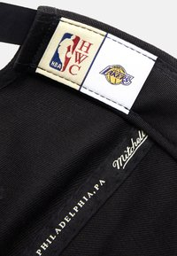 Mitchell & Ness - LA LAKERS VINTAGE HOOP - Casquette - black - 3