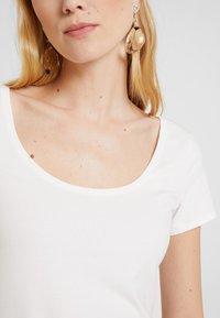 Anna Field - Print T-shirt - cloud dancer - 5