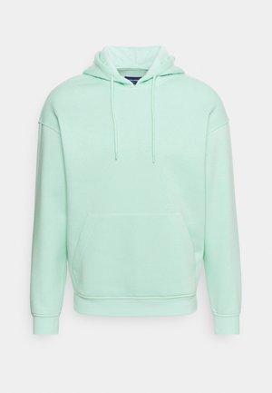 JORBRINK HOOD - Sweatshirt - mint