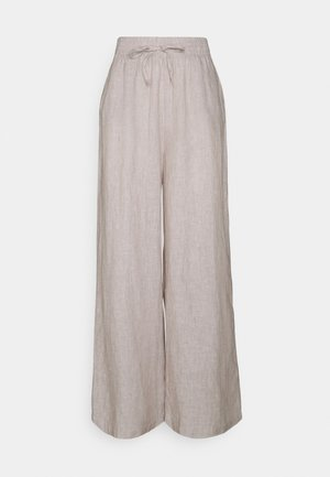 DISA TROUSERS - Trousers - beige
