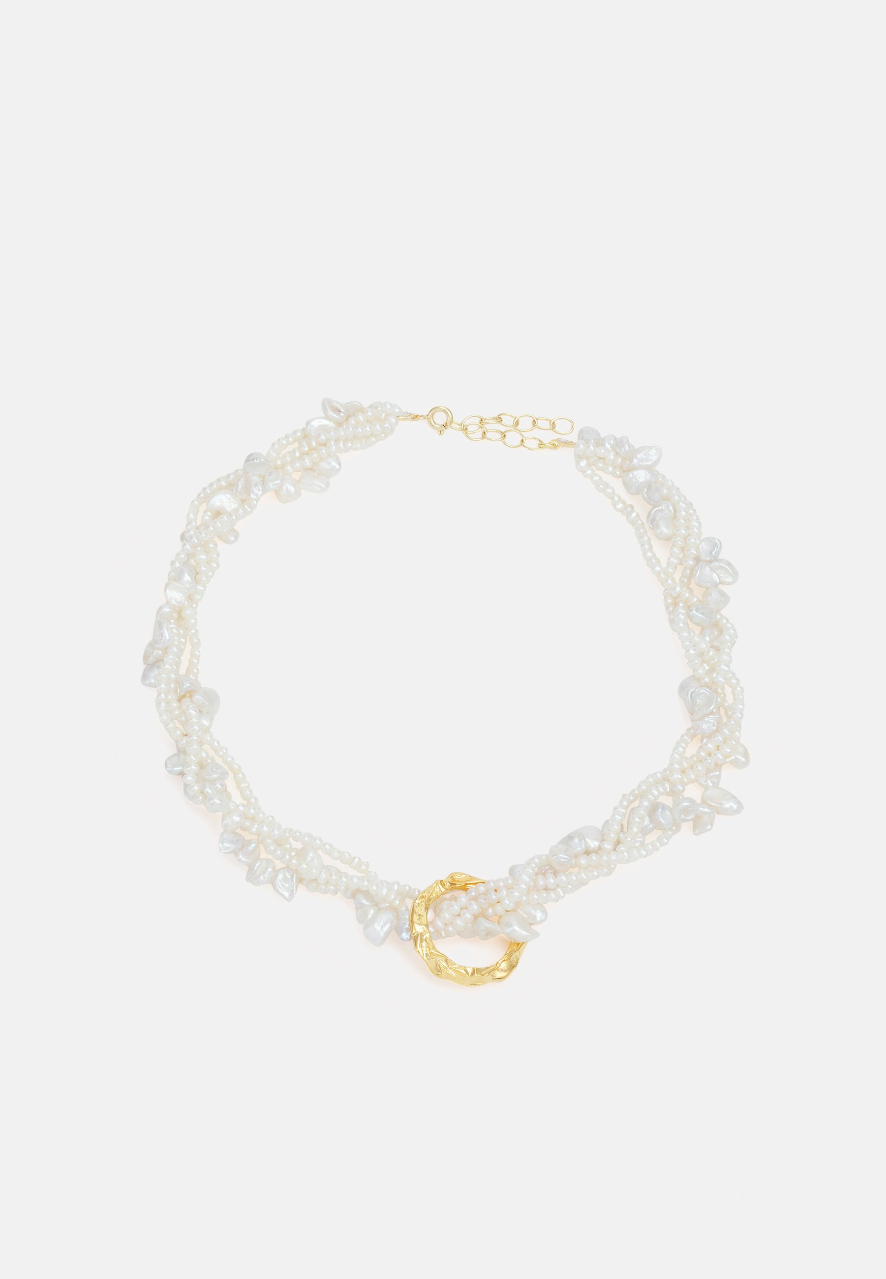 Femme FULL MOON TANGLED NECKLACE - Collier